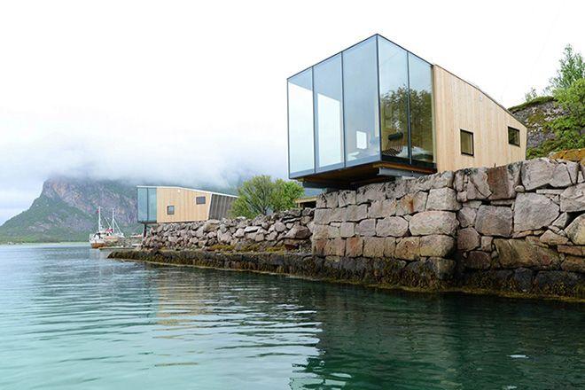 Manshausen Seacabins in Norway