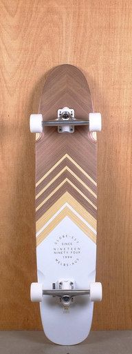 """The Globe Prebuilt 40"""" The Great Dane Longboard is designed for cruising and carving."""
