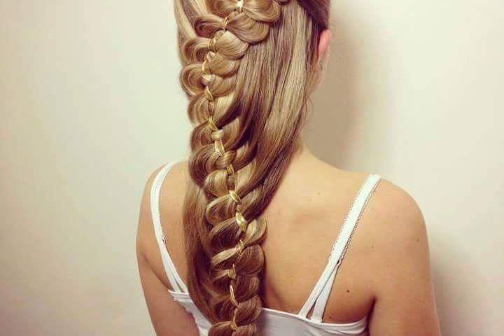بالصور تسريحات شعر جديده بسيطه سيدات مصر Hair Beauty Dreadlocks