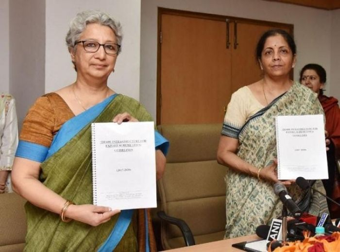 #DNU - 17 July 2017  The Centre has given its approval for three proposals, an Integrated Cargo Terminal (#ICT) at the Imphal International Airport, modernisation of infrastructure facility in Karnataka for marine exports and construction of a new 'Standard Design Factory' building at Cochin Special Economic Zone (#SEZ).  Read More…