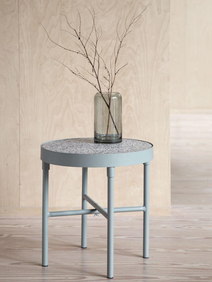 table en terrazzo