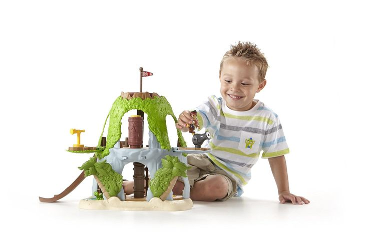 Jake and The Never Land Pirates: Jake's Magical Tiki Hideout Playset Only $15! (lowest price)