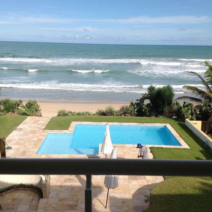 casa Região Metropolitana de Recife  - Casa toda de vidro Beira Mar . Pé na areia. 4 suites. 1 lavabo. Ar condicionado.