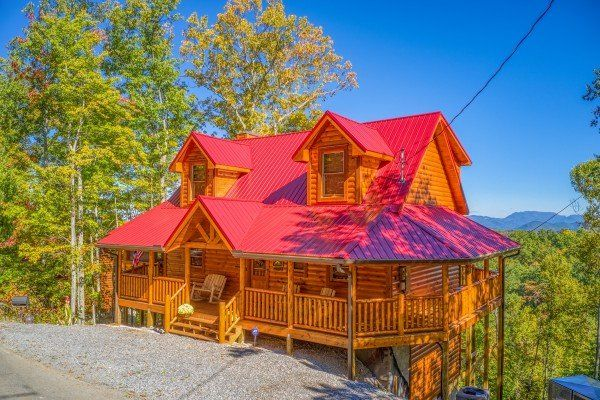 Panorama Luxury Plus 2 Bedroom Pigeon Forge Cabin Rental Cabin Rentals Cabin Nashville Vacation