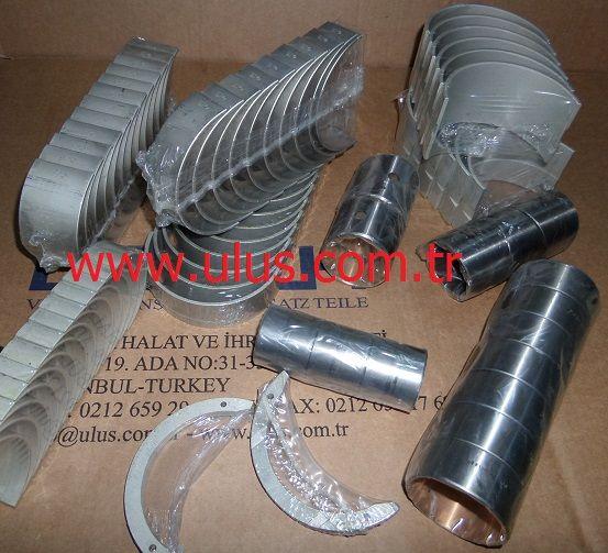 DETCH Motor yedek parçaları, Komatsu, Cummins, Yanmar, Mitsubishi, Hino, Nisan Motor rektefiye yedek parçaları