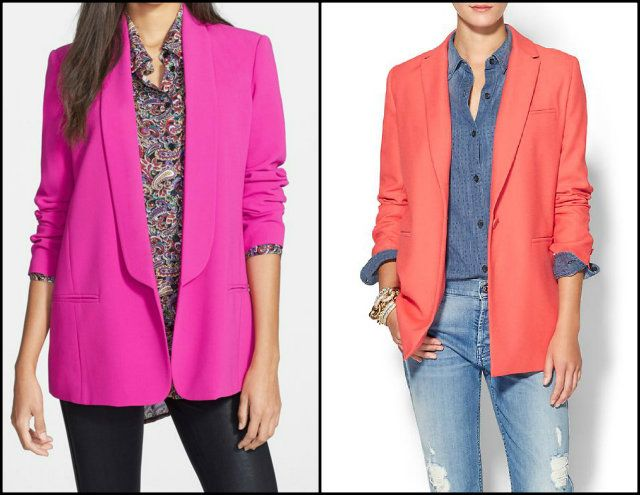 There's a good reason the boyfriend jacket has stuck around as long as it has. It's hard to find clothes that are casual and comfy, but at the same time chic. The boyfriend blazer fits the bill. If...