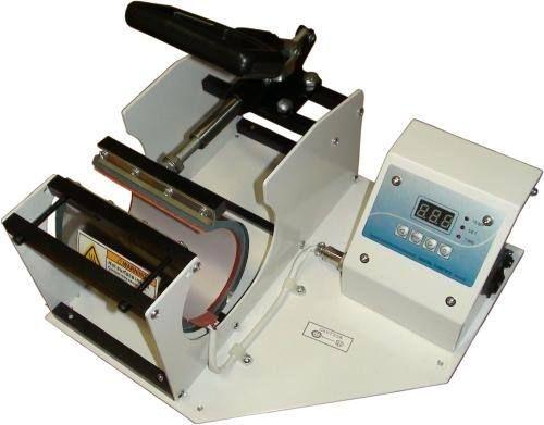 Máquina de Estampar Canecas - Prensa Térmica