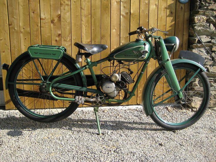 Wanderer 1941 100cc 2 stroke   Flickr - Photo Sharing!
