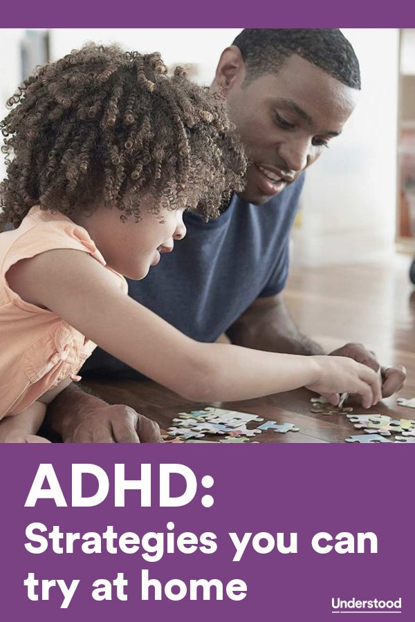 Strategies for managing #ADHD that you can try at home