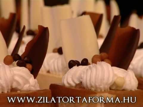 Zila Tortaforma 3. rész: Krémtorták - YouTube