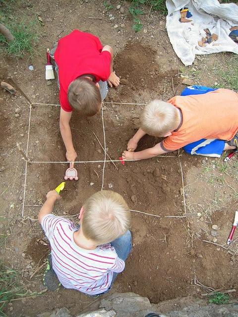 Archeological experience