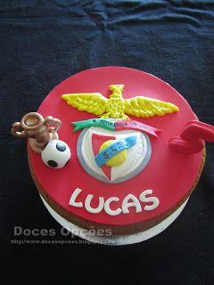 Doces Opções: Bolo para o 5º aniversário do Lucas