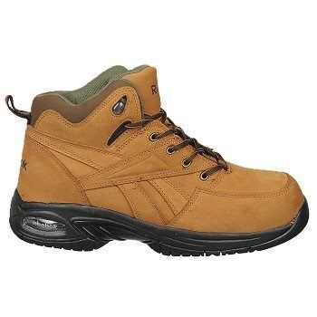 Reebok Work Men's Tyak Composite Toe Work Boots (Golden Tan) - 10.5 W