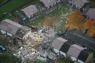 Irlam Merlin Road gas explosion