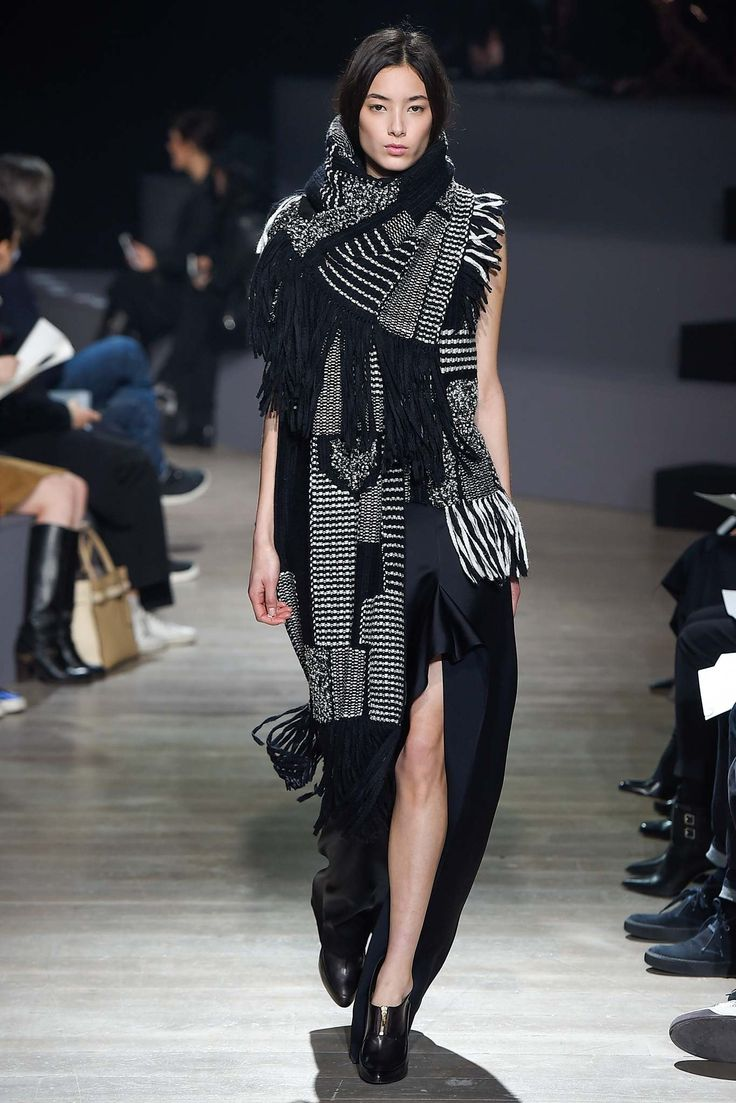 Maiyet Fall 2015 Ready-to-Wear Fashion Show - Tiana Tolstoi (NEW MADISON)