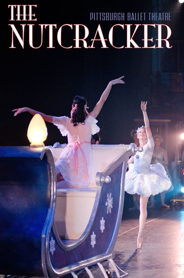 Nutcracker tickets make great last-minute gifts! You can even print your tickets from home!   Artists: Christine Schwaner & Alexandra Kochis Photo: Aimee DiAndrea