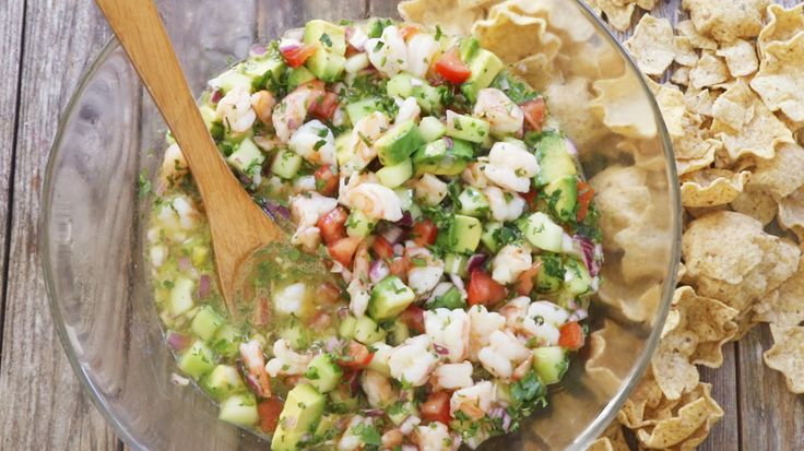 Shrimp Ceviche- Healthy Recipes, Healthy Eating, Healthy Cooking | Eating Well