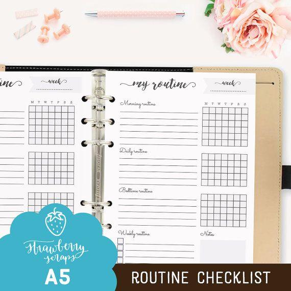 17 Best Ideas About Wedding Planner Book On Pinterest: 17 Best Ideas About Daily Routine Chart On Pinterest