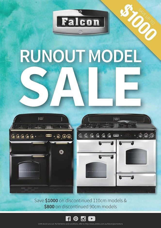 Freestanding Range Cookers Uk Part - 36: Buy A Falcon Classic Runout Model - Upright Range Cooker And SAVE $800 On  90cm Models