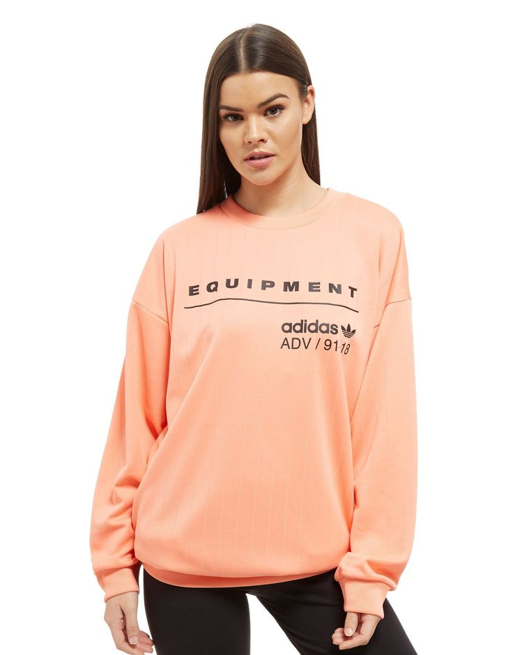 adidas Originals EQT Crew Sweatshirt - Shop online for adidas Originals EQT Crew Sweatshirt with JD Sports, the UK's leading sports fashion retailer.