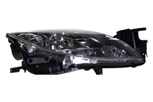TYC 20-9025-01 Mazda MAZDA6 Passenger Side Headlight Assembly