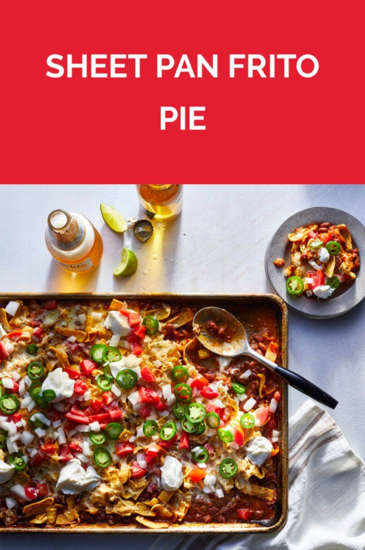 201 best super bowl party snacks recipes images on pinterest sheet pan frito pie get the recipe for sheet pan frito pie forumfinder Gallery