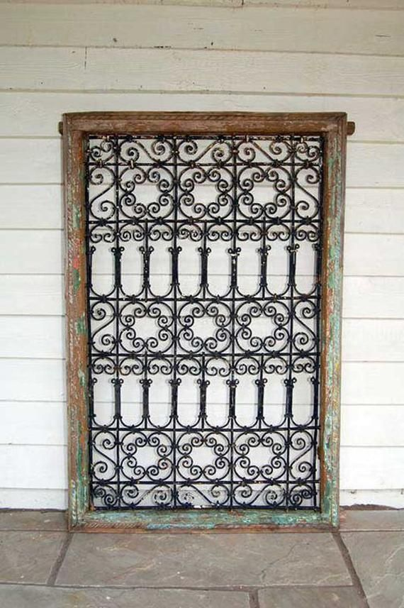 Wrought Iron Window Moroccan Wrought Iron Screen Moroccan