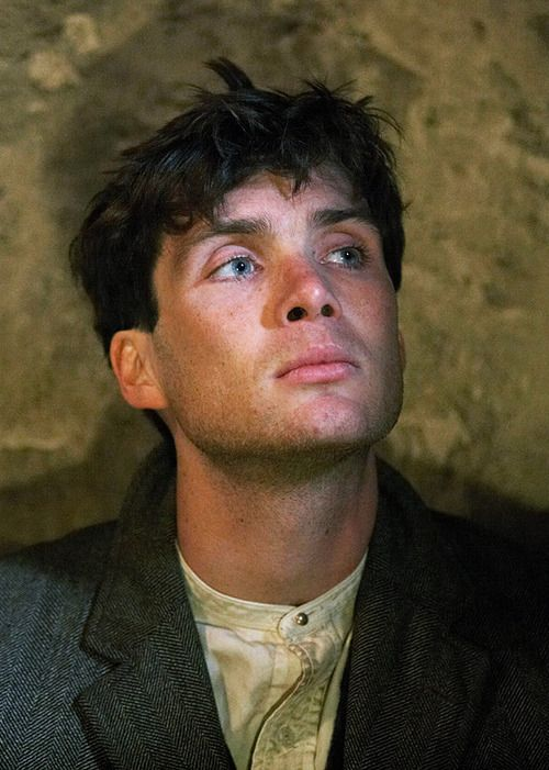 Cillian Murphy in The Wind that Shakes the Barley, directed be Ken Loach