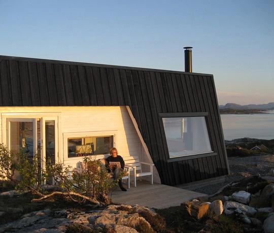 환상적인 노르웨이의 건축물