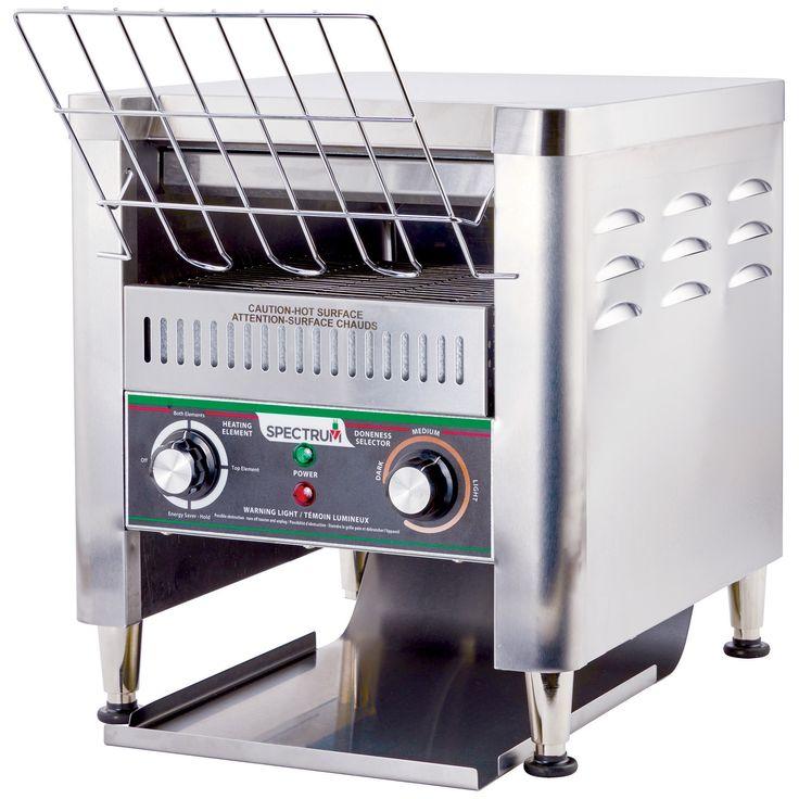 Winco Spectrum Electric Conveyor Industrial Toaster