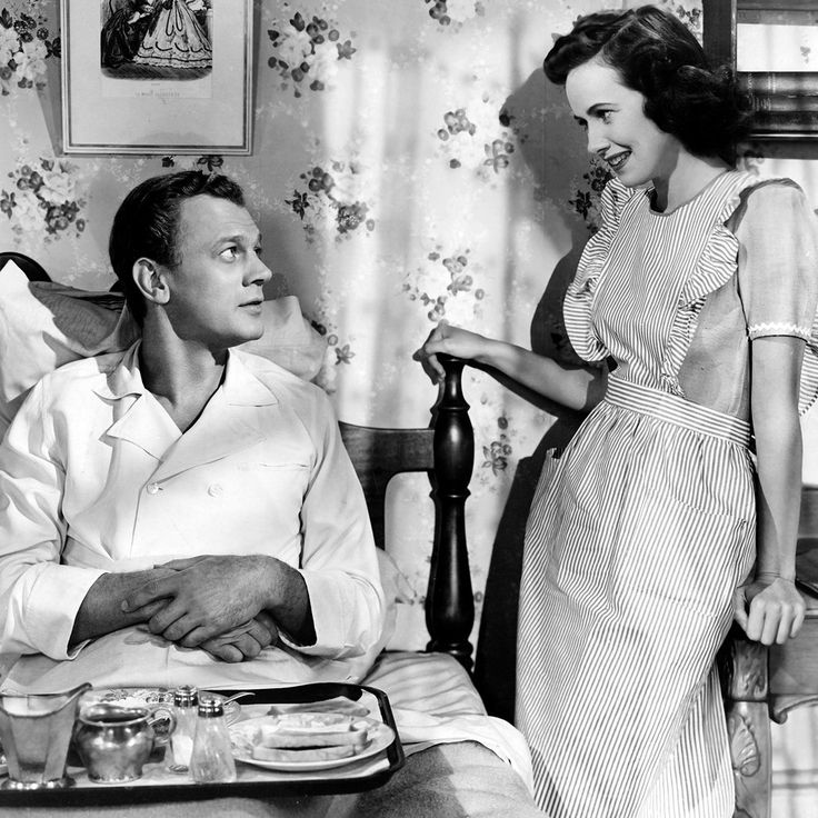 Turner Classic Movies - Remembering Teresa Wright on her birthday, here...