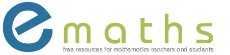 Emaths - Emaths: Free Resources for Mathematics Teachers and Students