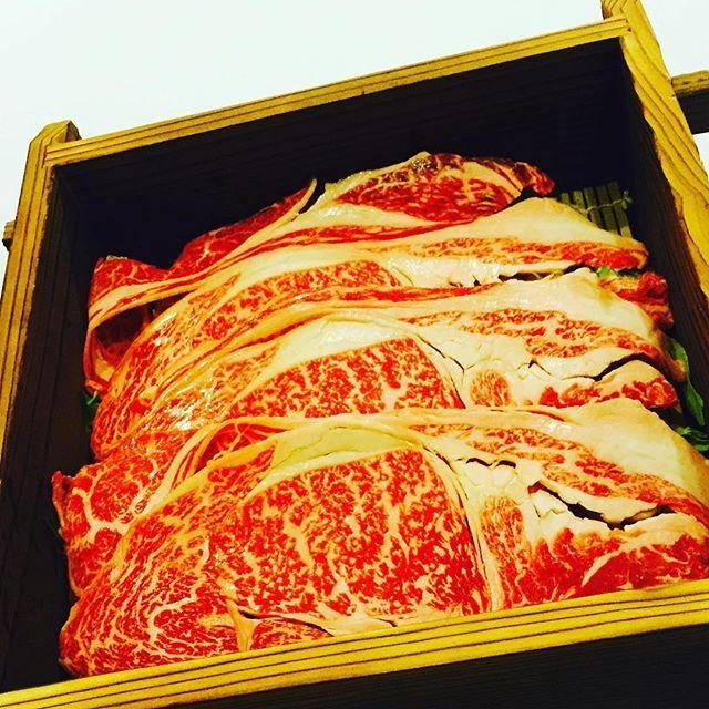 #海だより #海鮮居酒屋#札幌#北24条#肉#白老牛#せいろ蒸し