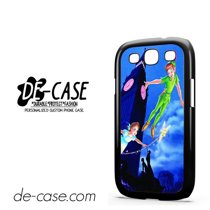 Peterpan Fly Disney DEAL-8577 Samsung Phonecase Cover For Samsung Galaxy S3 / S3 Mini