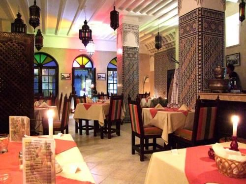 DAR MOUNIA Restaurant in N° 02, Rue Laalouj, Essaouira, Médina, Morocco on #iDealSmarter