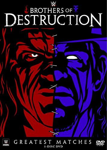 """WWE: Brothers Of Destruction (DVD)""""Brothers of Destruction"""" chronicles the long and storied history of the partnership of The Undertaker and his half-brother, Kane. Following Kane's introduction to WW"""
