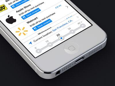 Coupon App