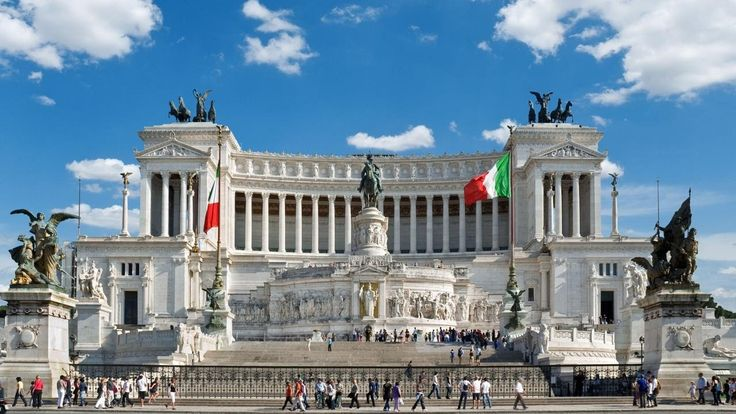 Rome Italy Perfect Vacantion HD Wallpaper Wide