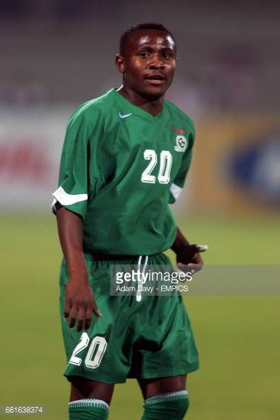Felix Katongo Zambia