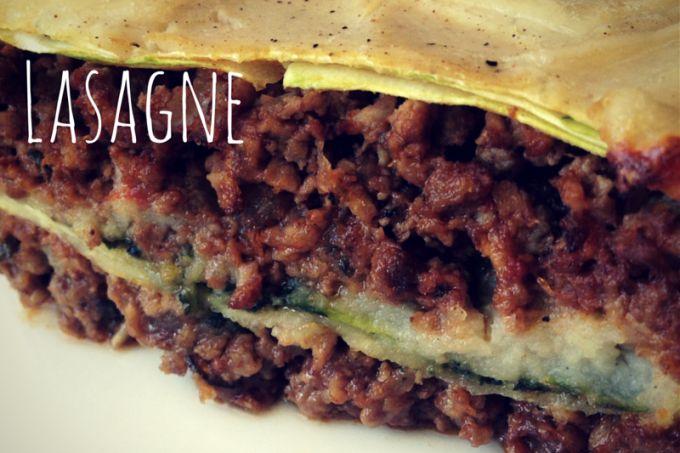 Paleo Lasagne- kid approved!