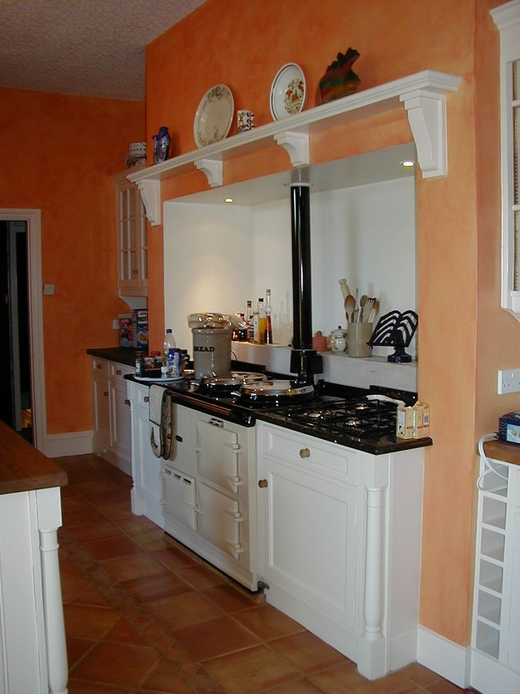 23 best Range Cookers and Agas images on Pinterest Bespoke - kücheninsel mit theke