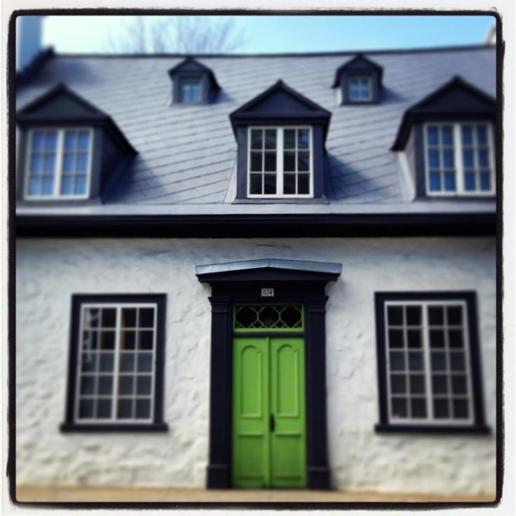 Maison de Gannes  Rue des Ursuline Trois-Rivières #troisrivieres #instagram