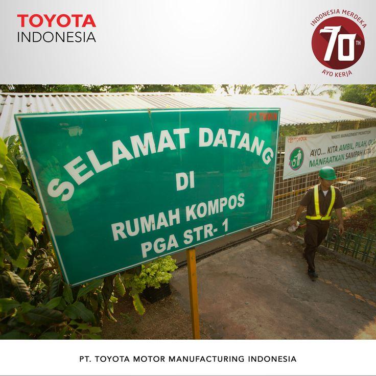 TMMIN menerapkan prinsip 3R (Reduce,Reuse & Recycle) untuk penggunaan energi listrik, bahan bakar dan air. Beberapa satu strategi penurunan limbah yang dilakukan TMMIN adalah : peningkatan program daur ulang limbah dan melakukan aktivitas pemilihan sampah domestik #infoTMMIN #wastereduction #ToyotaIndonesia #ToyotaMotorManufacturingIndonesia