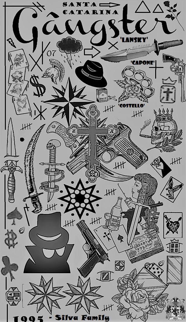 Russian Prison Tattoo Google Search Eski