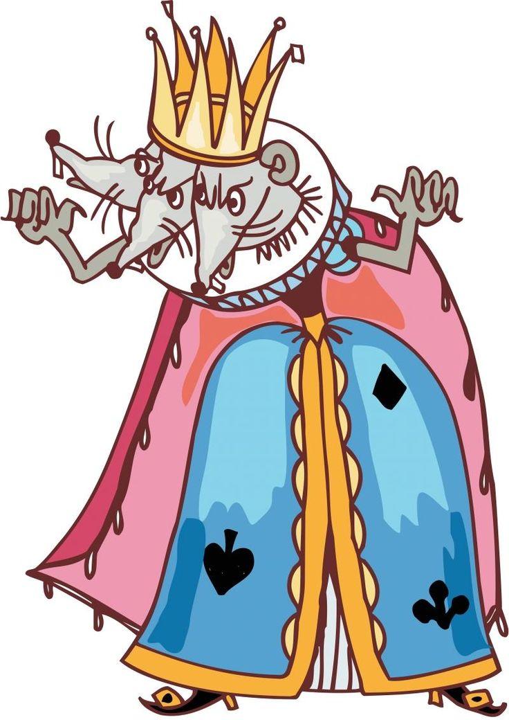 открытка мышиный король тебе сегодня