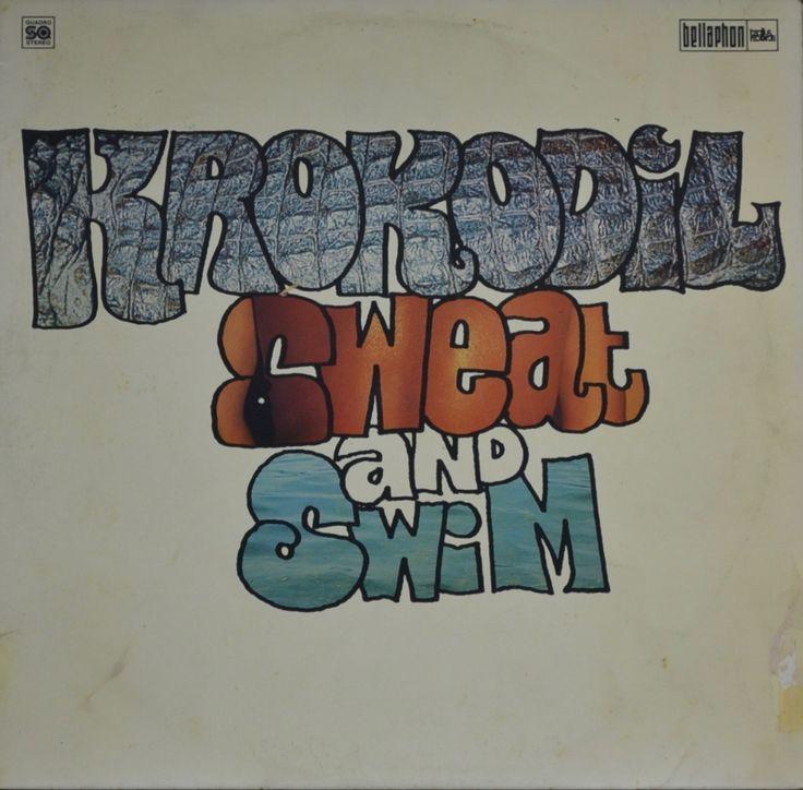 KROKODIL - SWEAT AND SWIM