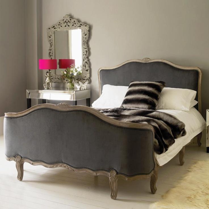 The Antoinette Kingsize Bed Beds u0026