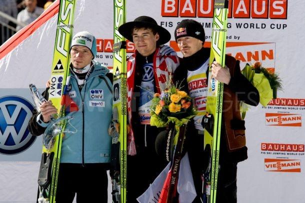 Congrats to Adam Malysz. We're proud of you!