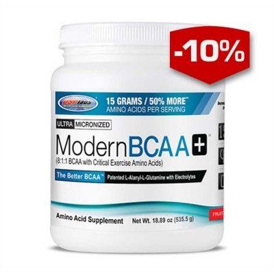 UspLab tänjer återigen på gränserna med denna nyskapande BCAA-produkt! Lätt att blanda ut trots extremt högt L-leucinvärde Fräsch och uppfriskande smak.