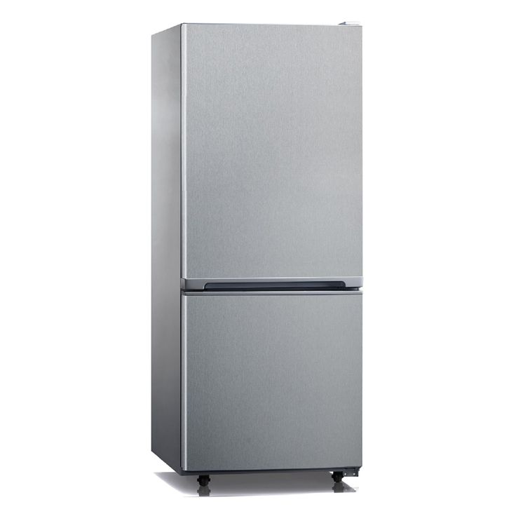Equator-Midea 12 cu. ft. Top Freezer Apartment Refrigerator - White - RF 423-1220 W